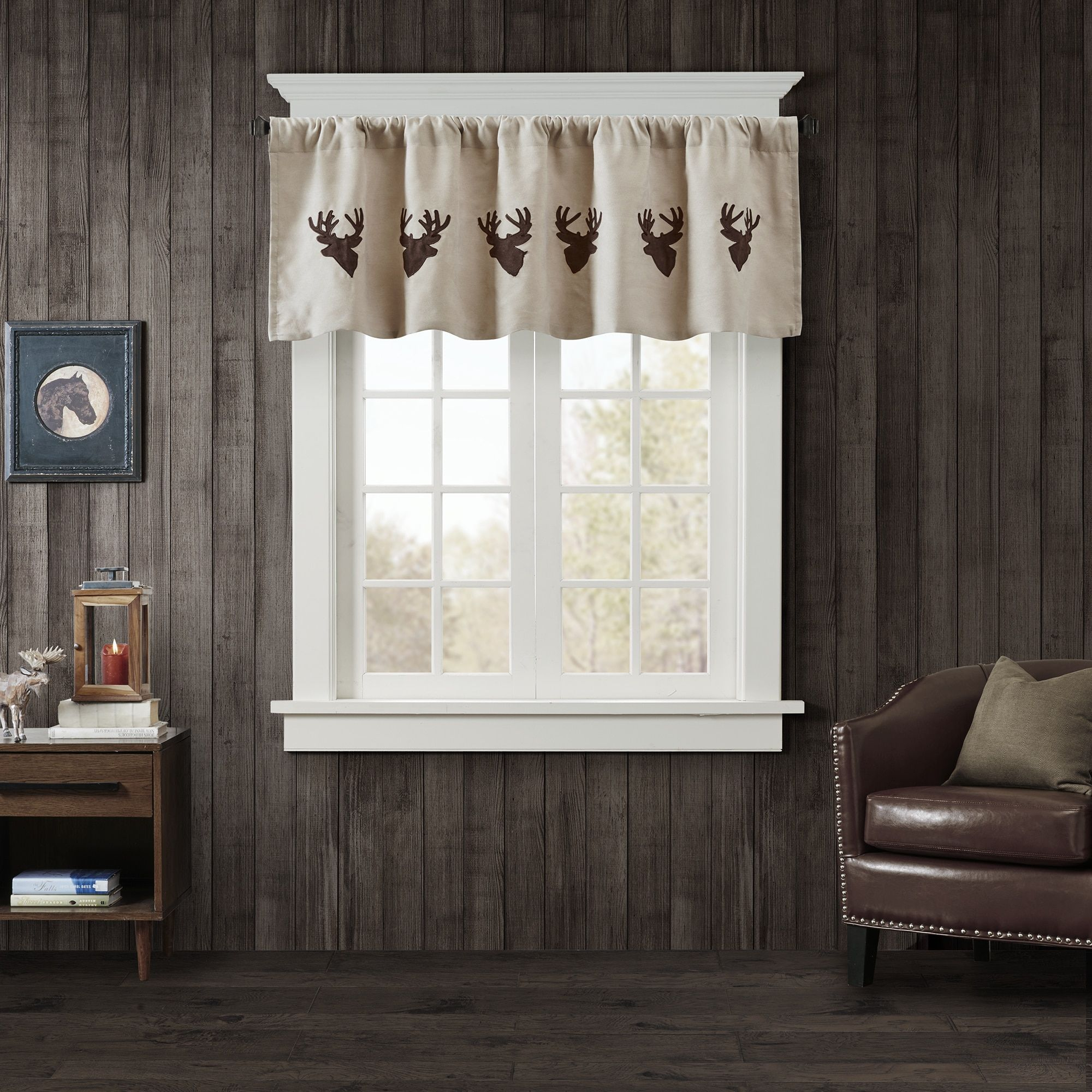 Bathroom Window Valance,Casual Home Goods: Free Shipping On Orders Over $45  At Overstock