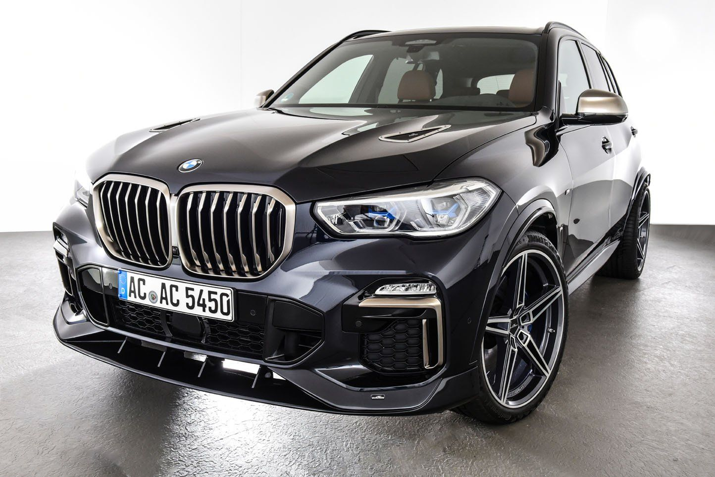 Ac Schnitzer Kit Bmw X5 Called The Boss News Bmw X5