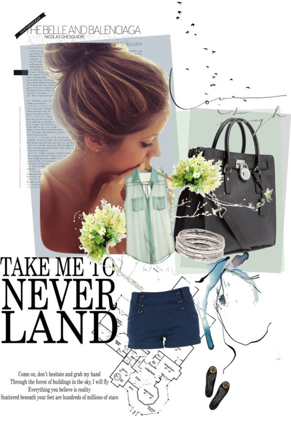"""Summer chic"" by heelii on Polyvore"