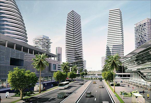 Eko City Nigeria This the African Dubai! Nigeria is building one - fresh world map building in dubai