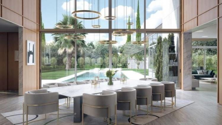 35+ Inspiring A Sprawling Modern Home in Bangkok Home All Decor