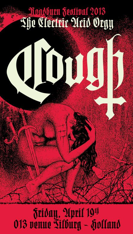 Cough (Roadburn 2013)