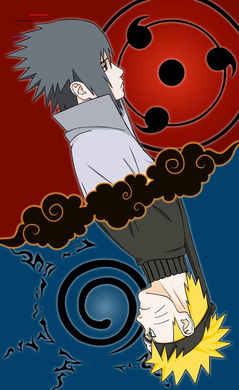 Naruto vs sasuke, Naruto wallpaper ...