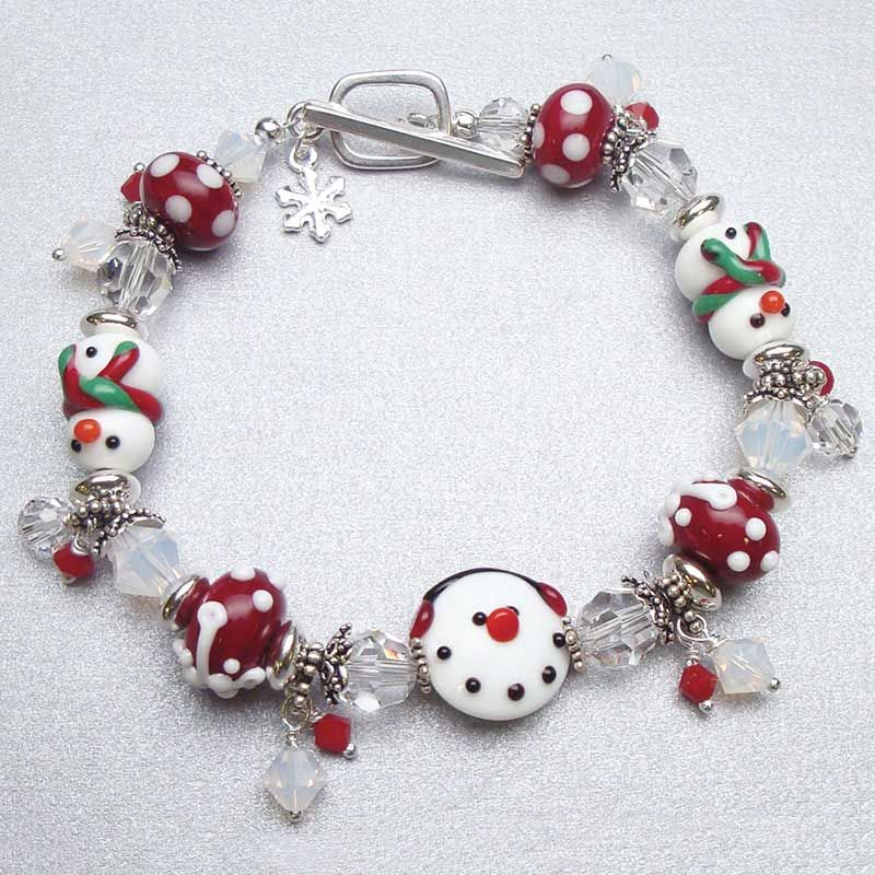 Business Saturday Designing for the Holidays is part of Holiday jewelry ideas, Jewelry inspiration, Jewelry shop, Body jewelry shop, Jewelry, Christmas jewelry diy - Jen Zeiger, lampwork beadmaker, beadshop owner, and jewelry designer, on Designing for the Holidays  Q When do you start preparing for the holidays  A You have to…