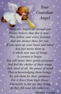 free angel poems guardian