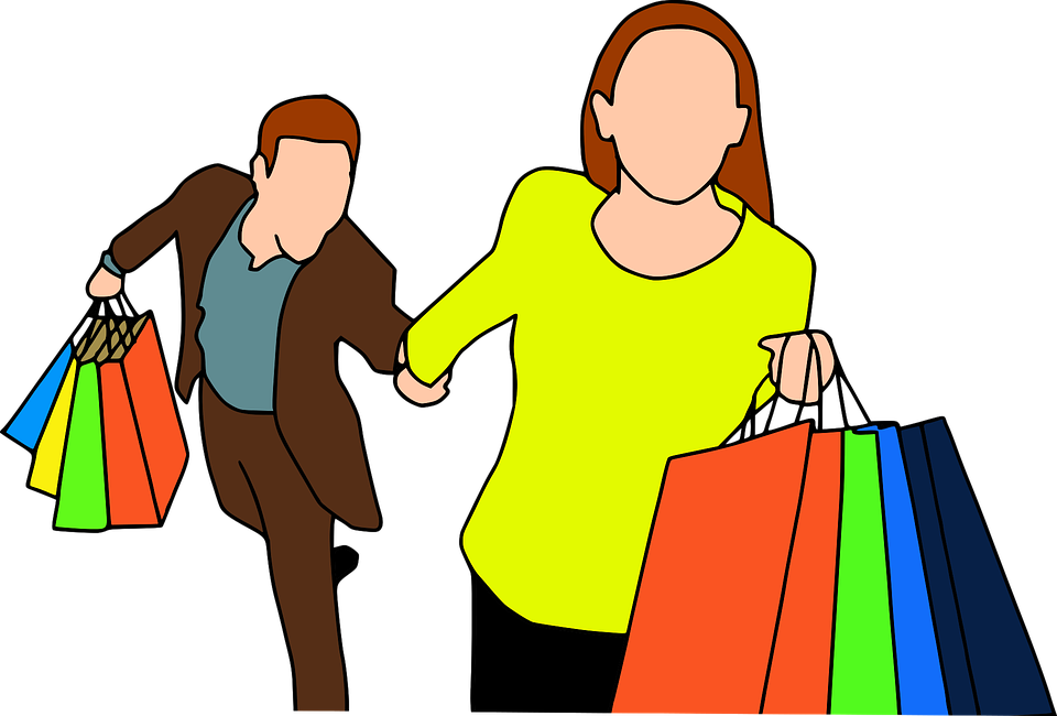 Free Image on Pixabay Sale, Shopping, Discount, Hurrying
