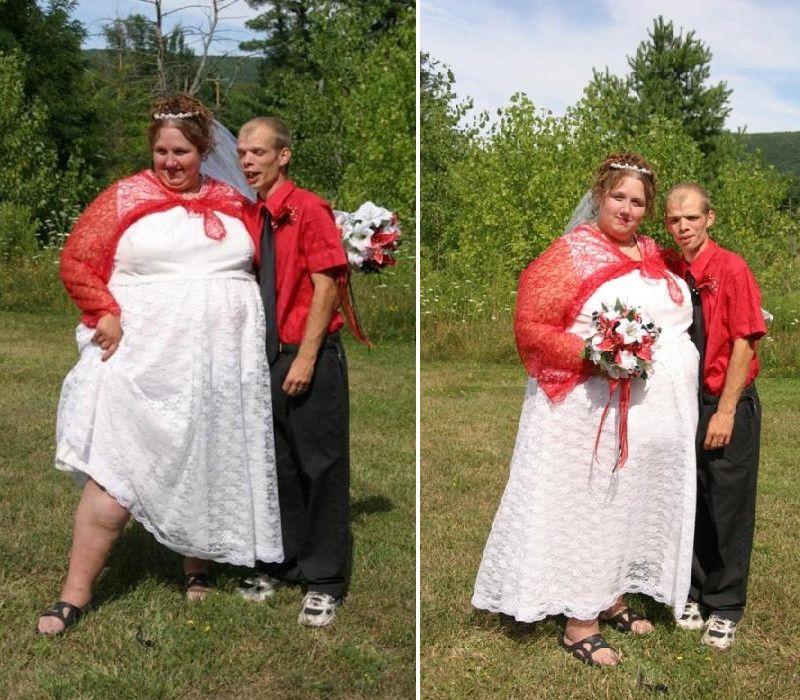 Old Ugly Wedding Dresses: Wedding, Unique Weddings, Wedding Dresses