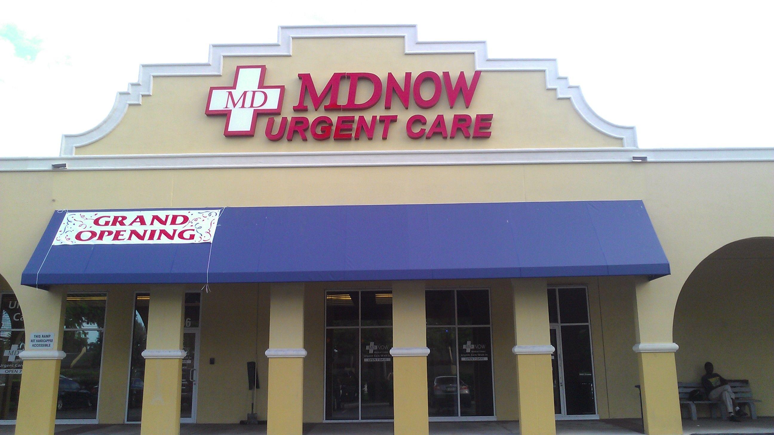 Deerfield Beach Urgent Care 4036 W Hillsboro Blvd