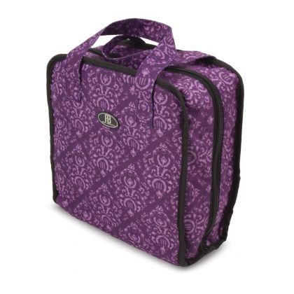 Bitzee Nail Technicians Bag Imperial Purple
