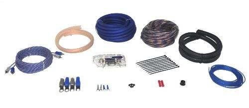 Black Friday Power Acoustik Akit 2 Amplifier Wire Kit With 2 Gauge