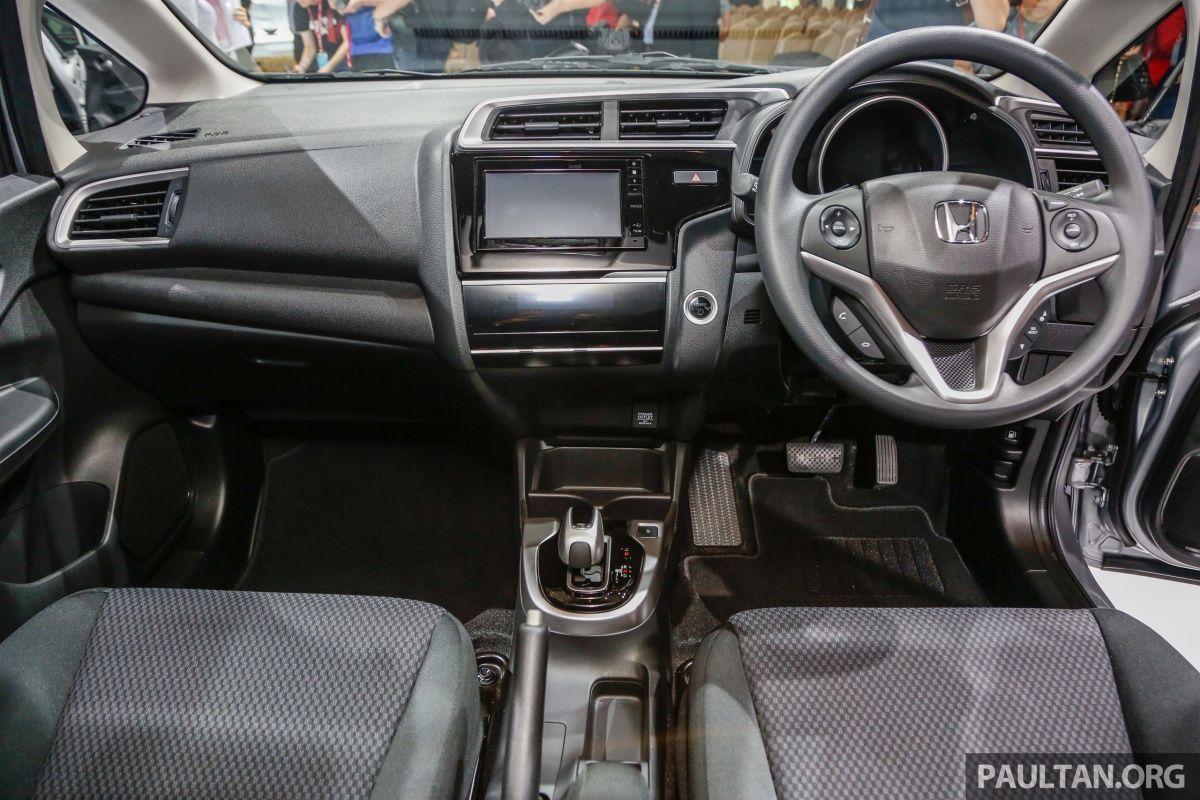 2017 Honda Jazz Hybrid what's Sport Hybrid iDCD and how