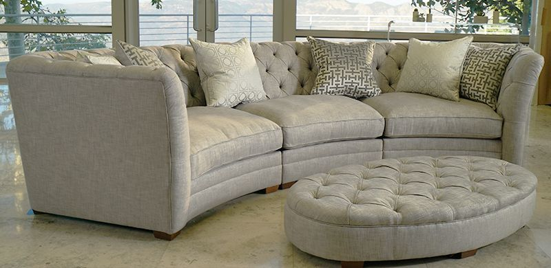 Cristiana Teal Sofa Owen Wilson Sectional Couch