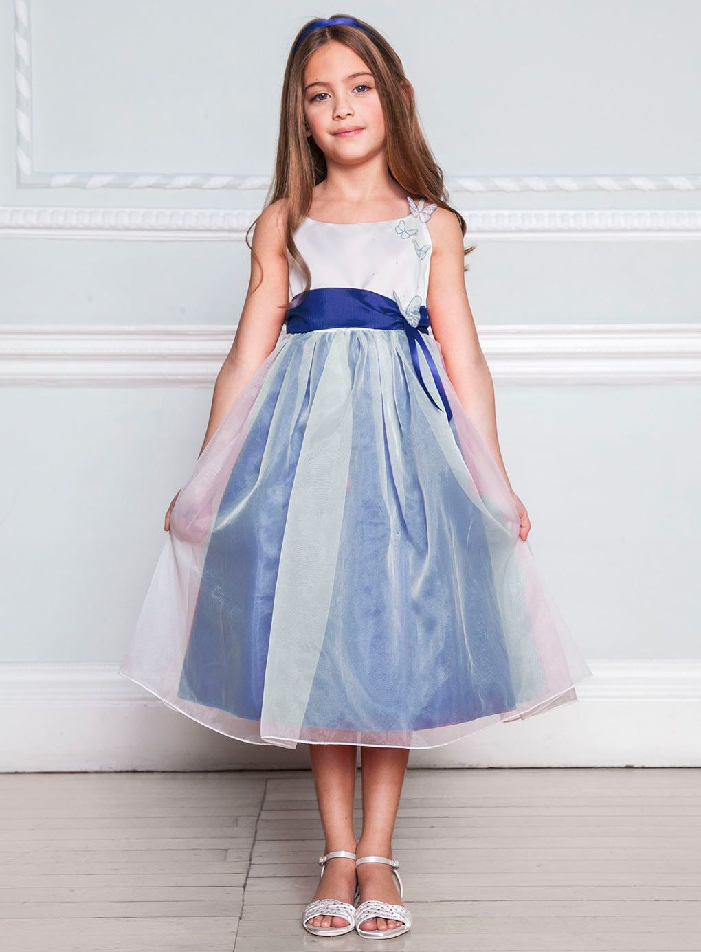 Younggirlsbridesmaiddresses lela butterfly sapphire younggirlsbridesmaiddresses lela butterfly sapphire bridesmaid dress ombrellifo Image collections
