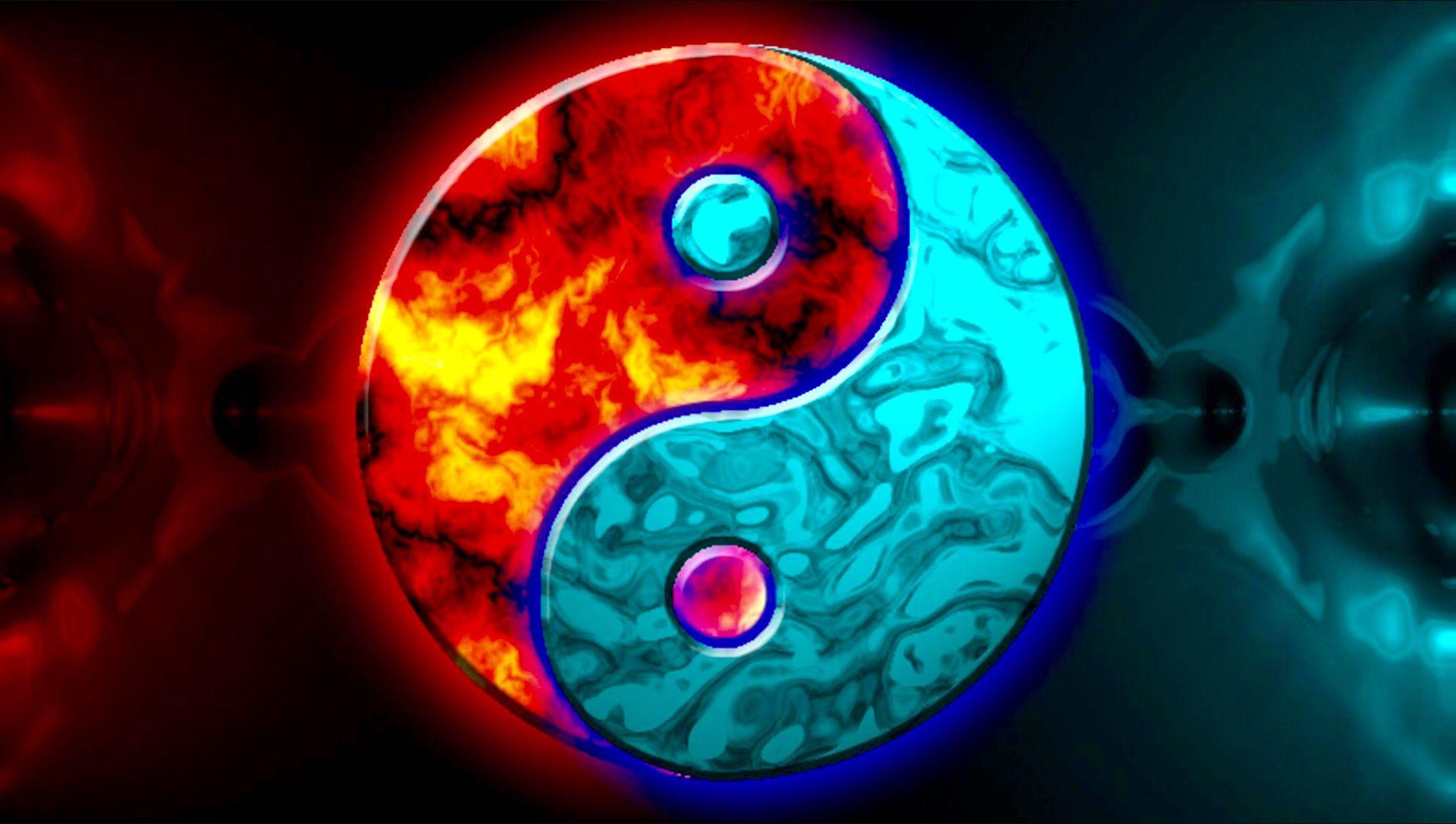 Cool Backgrounds Yin Yang