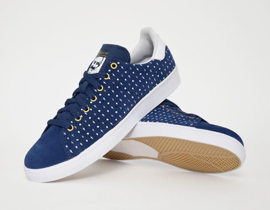 basket homme adidas stan smith bleu