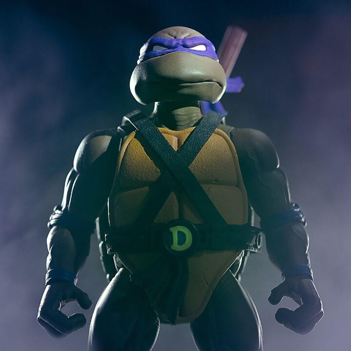 Tmnt Ultimates Wave 4 Donatello 7 Inch Action Figure Teenage Mutant Ninja Turtles Teenage Mutant Ninja Teenage Mutant