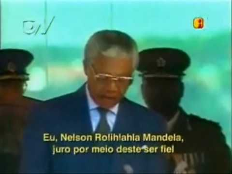Biografia - Nelson Mandela
