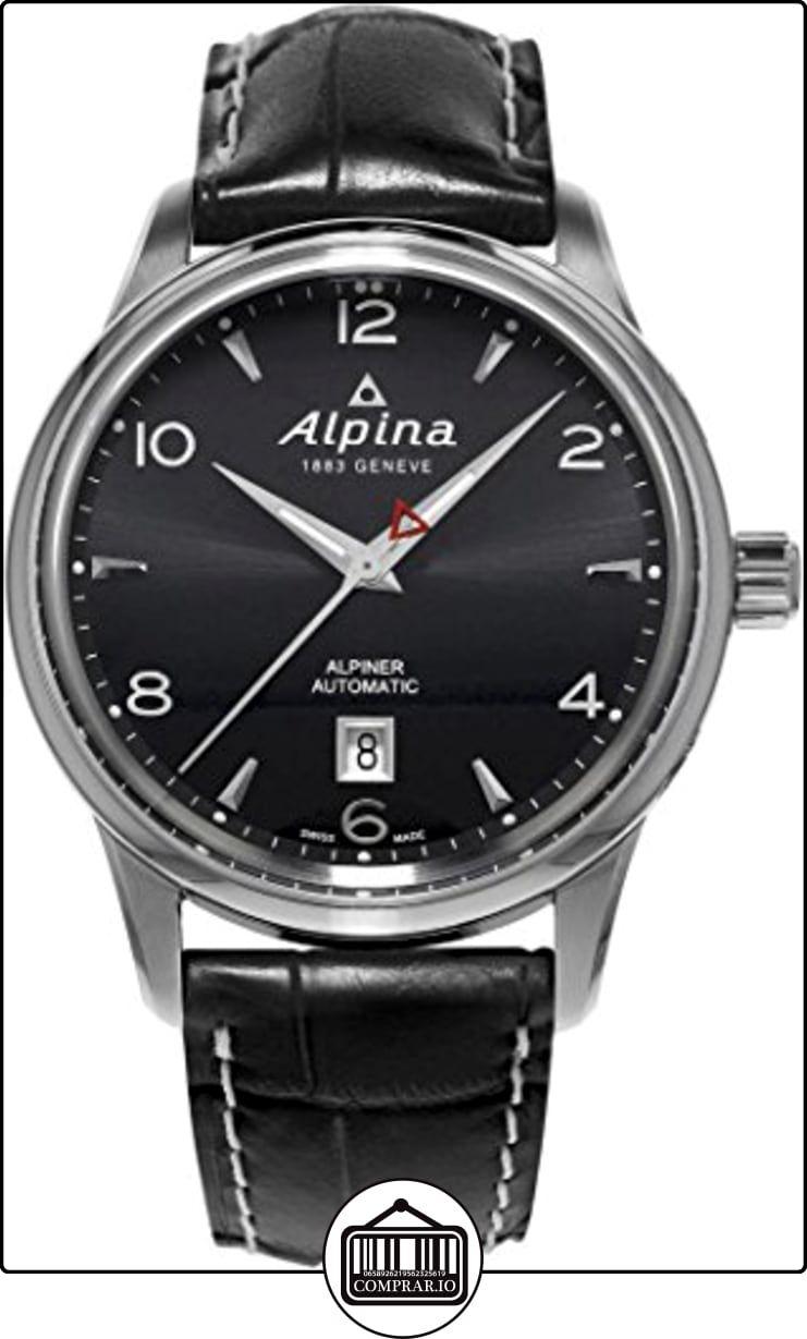 16fb69df5f30 Alpina Geneve Alpiner Automatic AL-525B4E6 Reloj Automático para hombres  Clásico   sencillo ✿ Relojes para hombre - (Lujo) ✿