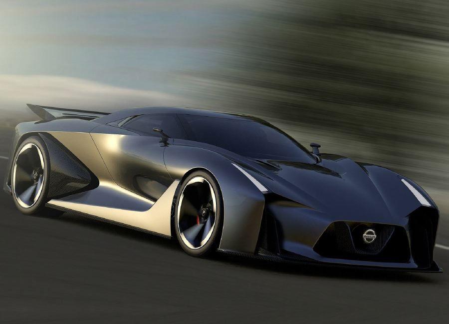 Nissan Unveils 2020 Vision Gran Turismo Futuristic Cars Super Cars Concept Cars