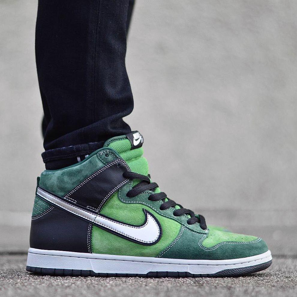 best sneakers fe674 c8279 Nike Dunk High Pro SB