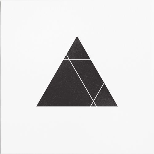 black triangle tattoo - beautifully abstract and simple ...
