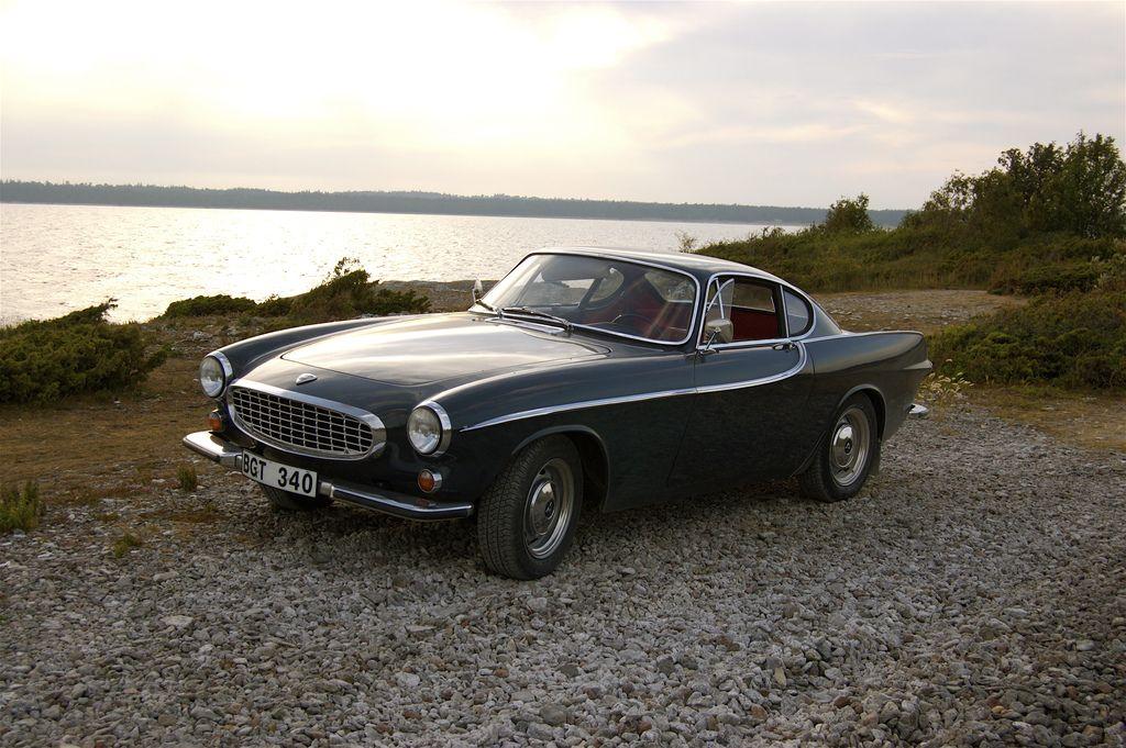 Volvo P1800 S Volvo, Volvo cars, Classic sports cars