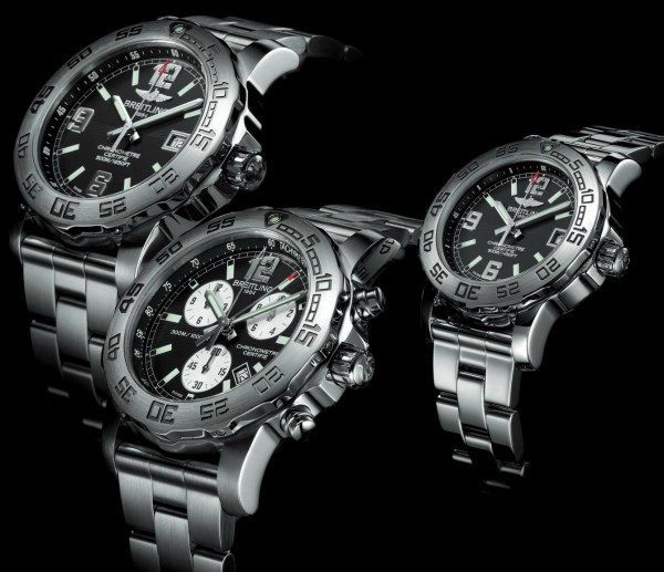 The New Colt Collection from Breitling has High End Quartz Movement Based Watches