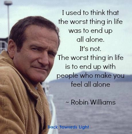 How My Boyfriend Makes Me Feel A Lot Of Timesnever Heard Never - 14 hilarious inspiring quotes from robin williams