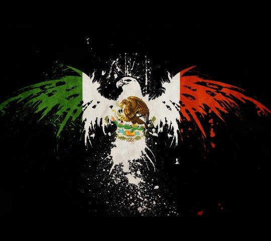 Mexican Eagle Mexican flag eagle, Culture art, Lowrider art