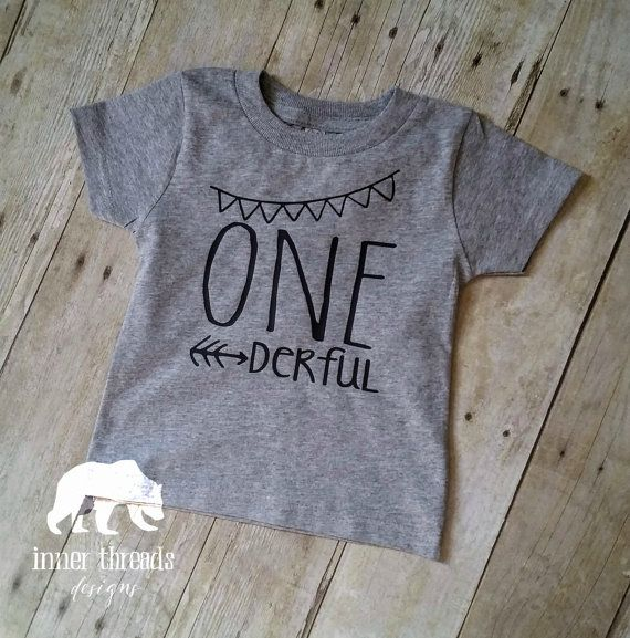 Birthday Shirt For Your Very Special One Year Old Perfect Birthdays Parties And Those Adorable Photo Sessions 1 Printed On Back Of