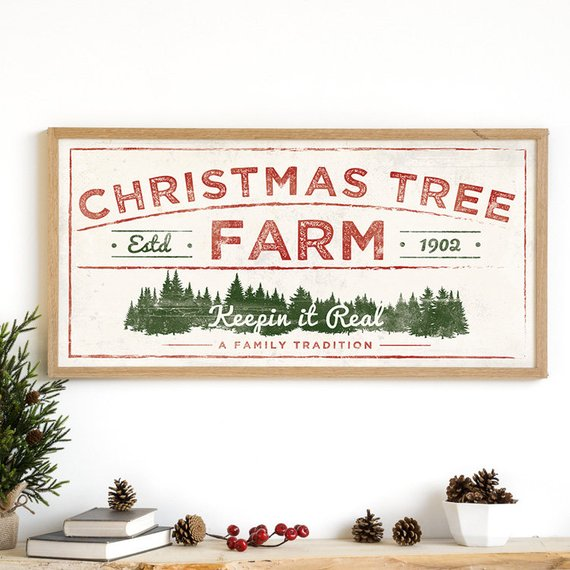Welcome To Hipsterprintster Printables And Digital Downloads Are Super Affordab Christmas Tree Farm Christmas Decorations Rustic Vintage Christmas Decorations