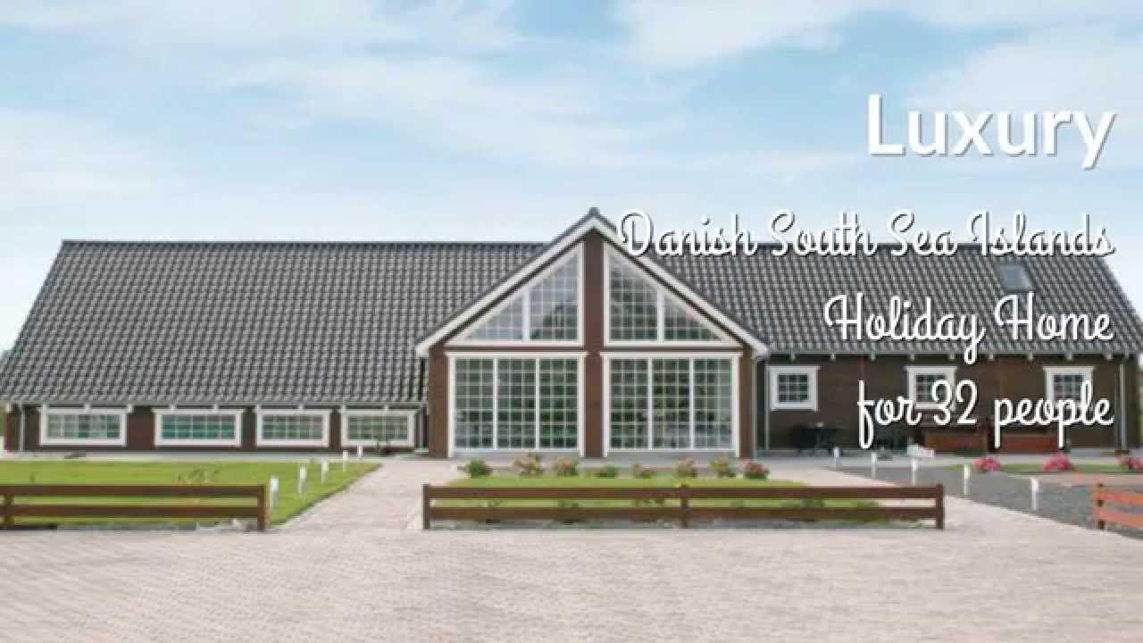Luxury Holiday Home Denmark | 32 People | Danish South Sea Islands | Poo... www.bighousesscandinavia.com/big-holiday-homes-for-20-40-people