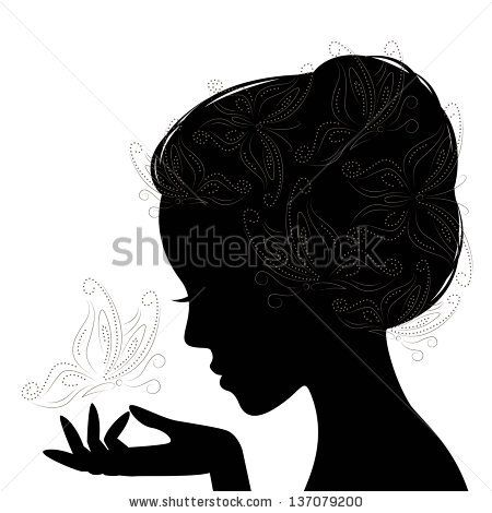 3a935e1e7 how to draw a pretty sideview lady with big eyes cartoon - Google Search