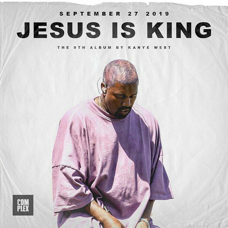 Jesus Is King Kanye West Kanye West New Album Kanye West Albums Kanye West Funny