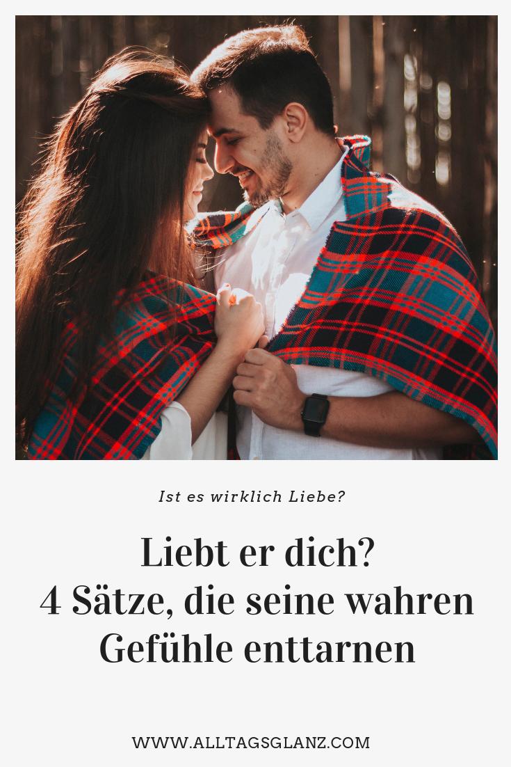 4 Sätze, die Männer nur sagen, wenn sie verliebt sind