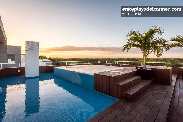 Alberca infinita en terraza buscar con google hotel - Casas con terrazas ...