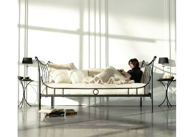 Cama divan modelo nuria tienda online blacksmith furniture sofa y dream - Camas divanes juveniles ...