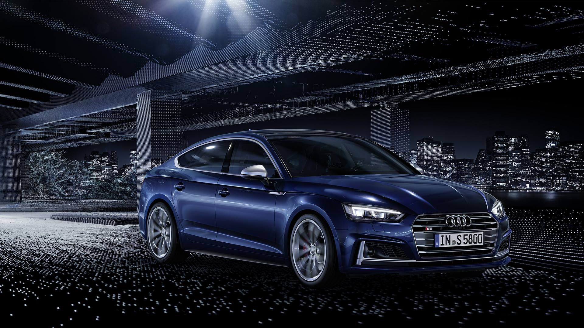 Navarra Blue Audi S5 Sportback Fun Audi Audi S5 Audi S5 Sportback