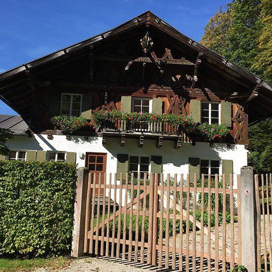 Bayerisches Bauernhaus (Ettal/Garmisch) | GERMANY in 2019 ...