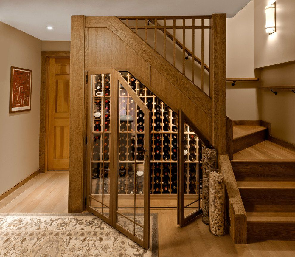exquisite traditional wine cellar designs to relish your wine
