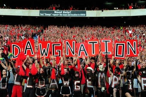 30 Signs You Go To UGA   some true some not but I am 150% bulldawg first sure!