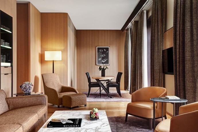 Hotel Deal Checker Bulgari Milano Interior