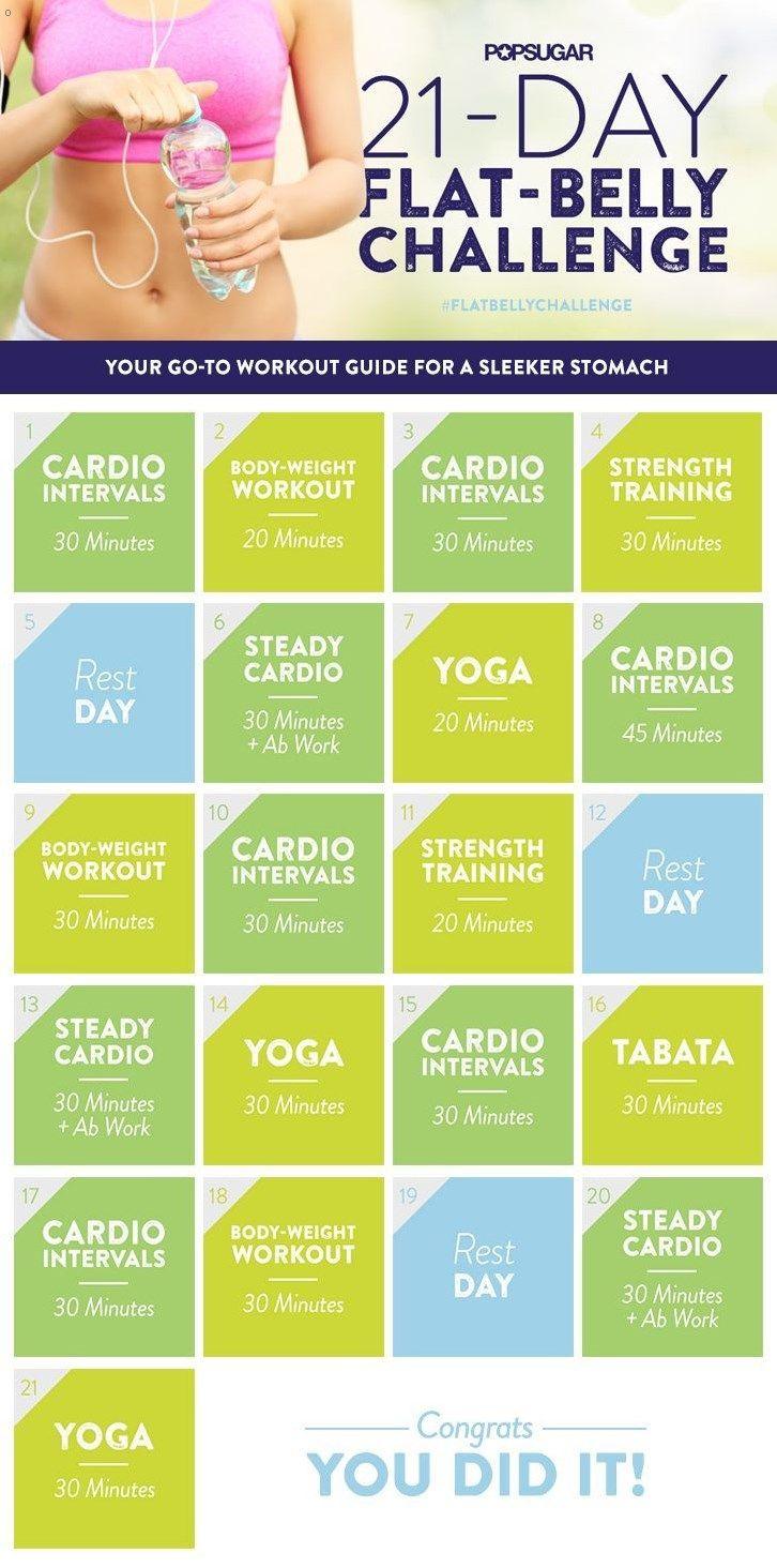 30 day flat stomach diet