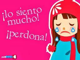 Pin By Luz Rivera On Mensajes Positivos Memes De Perdon Imagenes