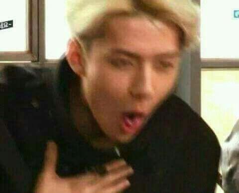 Funny Meme Kpop Bts And Exo : Biri biasının benim biasımın olduğunu söyleyince ben lol ㅇㅅㅇ