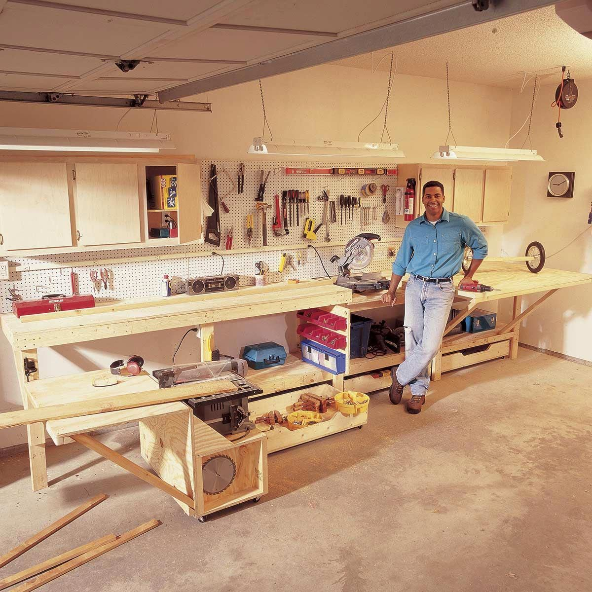 14 SuperSimple Workbenches You Can Build Workbench