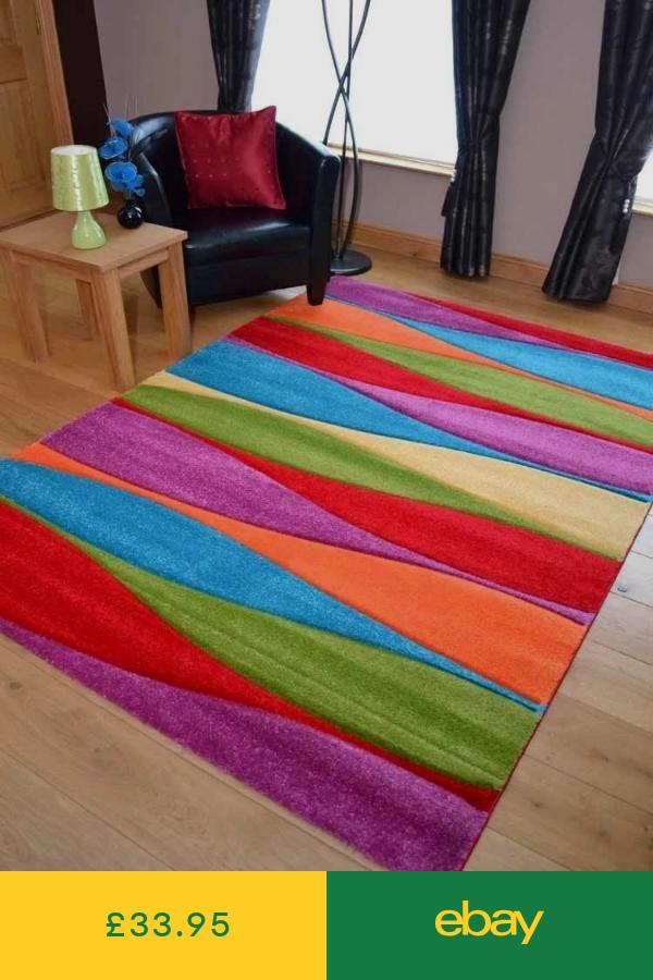 Door Mats Floor Mats Home Furniture Diy Ebay Rugs On Carpet Striped Rug Floor Rugs
