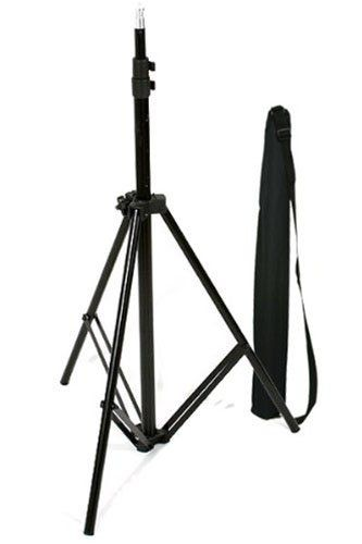 Cowboy Studio Top Quality Aluminum Adjustable Light Stand With Case Adjustable Lighting Photography Light Stand Video Lighting