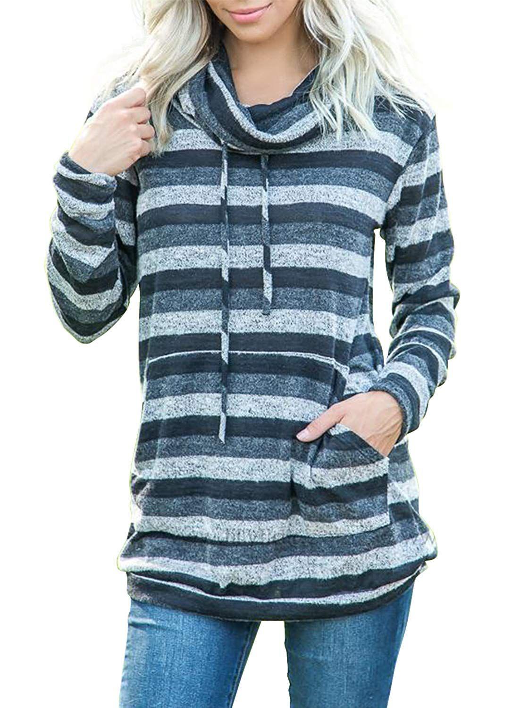 ca2be964fe6 teens Sweatshirts Autumn Casual Pullover Tops Tee Shirts Sweatshirts for  Women Cute Fashion  casualstyle  teenstyle  teenfashion  womensfashion   cowlneck ...