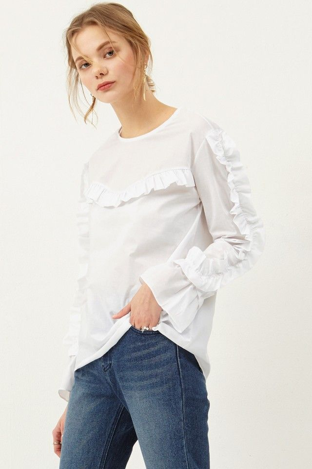 112fa2ce3a8 Shirts Blouse - ALL CLOTHING - Shop Discover the latest fashion trends  online at storets.com